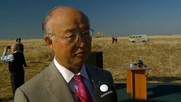 Meghalt Amano Jukija, a Nemzetközi Atomenergia-ügynökség főigazgatója