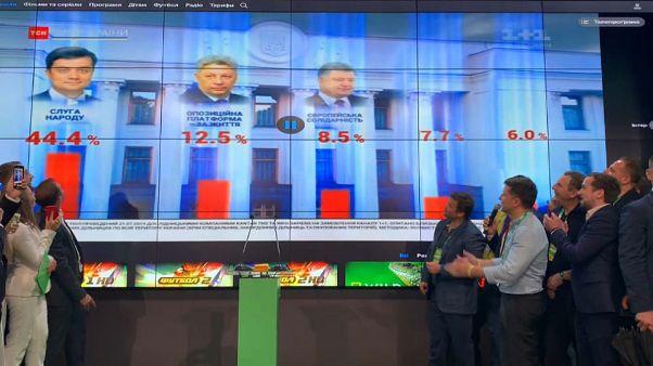 Ουκρανία: Γράφει πάλι ιστορία ο Ζελένσκι