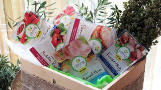 Αλλαντικά της  Creta Farm  στην αγορά της Αυστραλίας
