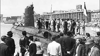 زیردریایی فرانسوی «مینرو» پس از ۵۱ سال پیدا شد