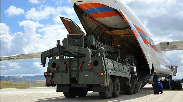 تحویل سیستم دفاع موشکی اس 400