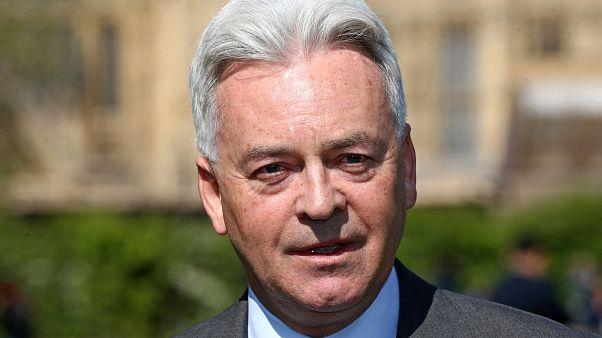 Βρετανία: Παραιτήθηκε ο υφυπουργός Εξωτερικών Αλαν Ντάνκαν