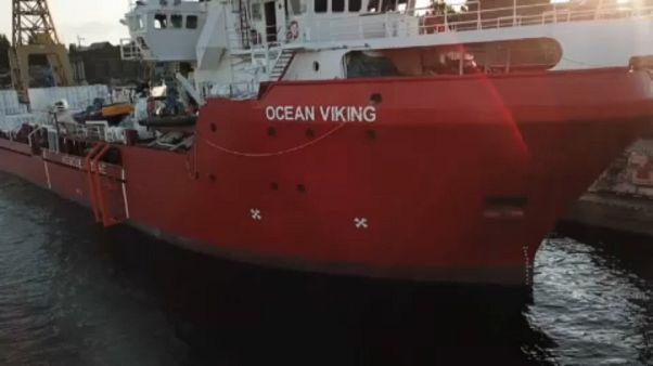 """SOS Mediterrâneo troca """"Aquarius"""" por """"Ocean Viking"""" e apela à UE"""