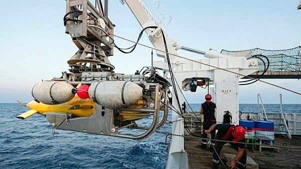 فرنسا تعثر على حطام غواصة اختفت منذ نصف قرن وعلى متنها 52 شخصا
