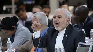 EEUU ha impuesto sanciones al ministro de Asuntos Exteriores de Irán, Mohammad Javad Zarif