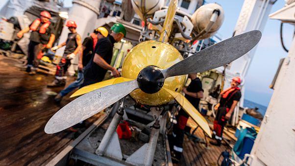 Fransa Akdeniz'de kaybolan denizaltısını yarım asır sonra buldu