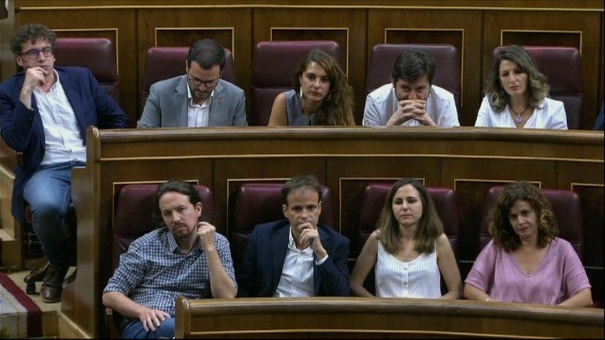 Oposição espanhola ameaça votar contra investidura de Sánchez