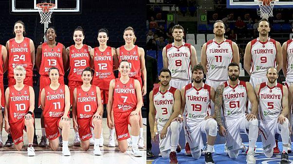 EuroBasket 2021 elemelerinde kadın ve erkek millilerin rakipleri belli oldu