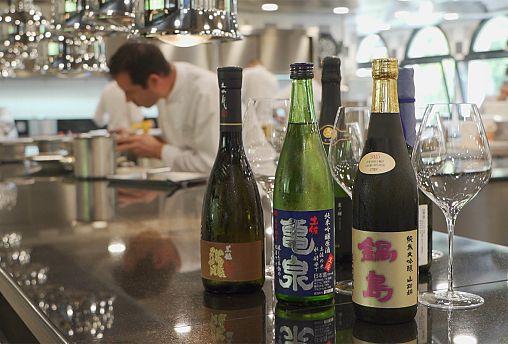 Il sake, perfetto sostituto di vino o birra