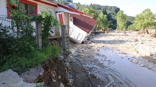Düzce'deki sel felaketinde bir çocuğun cesedi bulundu: Ölü sayısı 3'e yükseldi