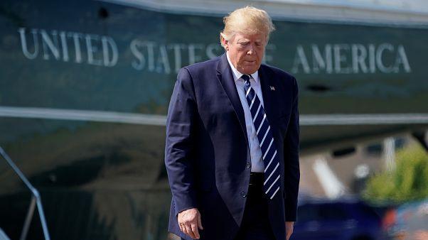 ترامب: إيران في حالة من الفوضى الكاملة والتقرير عن الجواسيس كذبة أخرى