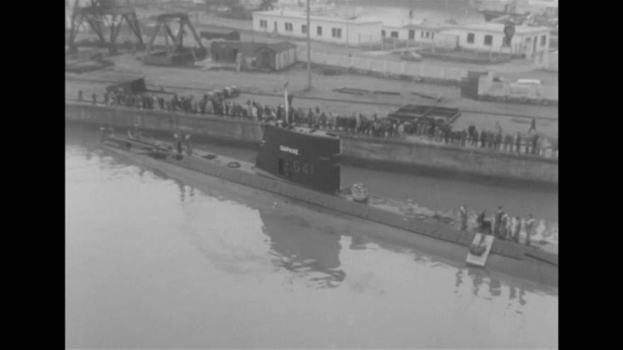 """Localizado el submarino francés """"Minerva"""", desaparecido en 1968"""