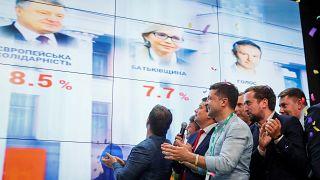 Sette cose che abbiamo imparato dalle elezioni legislative in Ucraina