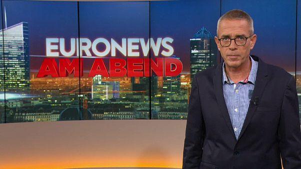 Euronews am Abend vom 22.07.2019