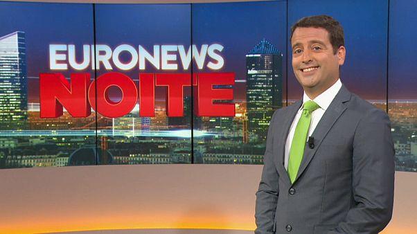 Euronews Noite   As notícias do Mundo de 22 de julho de 2019