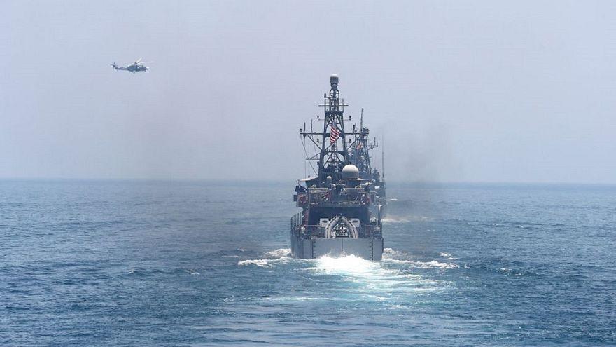 Au Royaume-Uni d'assurer la sécurité de ses navires, le message de Washington à Londres