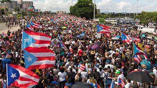 """El clamor de Puerto Rico contra su gobernador: """"Somos más y no tenemos miedo"""""""