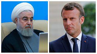 تنش در خلیج فارس؛ عراقچی با پیام کتبی روحانی برای ماکرون به فرانسه رفت