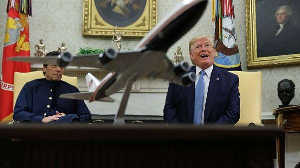 Trump: Afganistan'daki savaşı 1 haftada bitirebiliriz ama 10 milyon kişiyi öldürmek istemiyorum