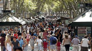 "Barcellona alle prese con la ""touristification"""