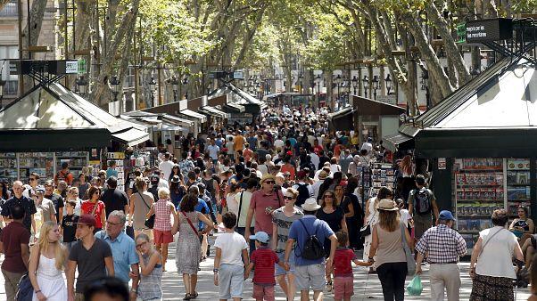 11% من سكان المدينة القديمة ببرشلونة هجروها بسبب السياح