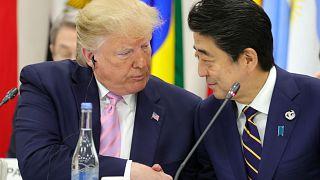 Japonya'dan ABD'ye ret: Ortadoğu'ya Japon askeri gönderilmeyecek