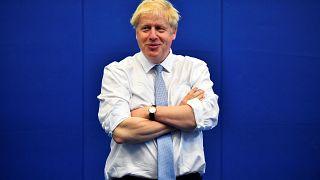 Борис Джонсон - новый глава тори и премьер