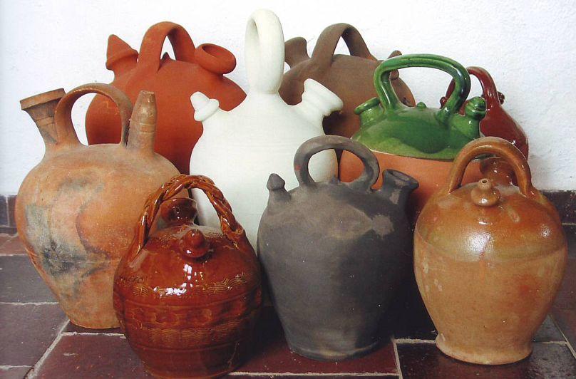 Museo de cerámica de Chinchilla de Montearagón