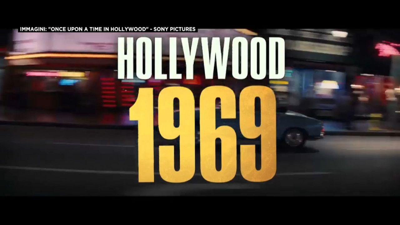 """""""C'era una volta a... Hollywood""""...il ritorno di Quentin Tarantino"""