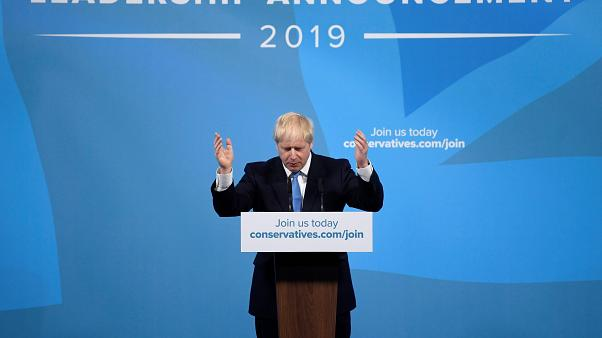 """Bojo"", un Boris Johnson bien optimiste"