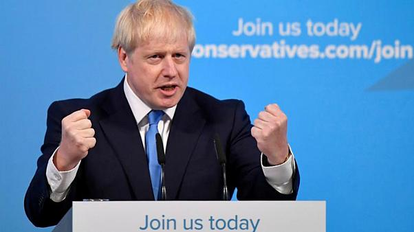 بوریس جانسون نزدیک به دونالد ترامپ و حامی «برکسیت سخت» نخست وزیر بریتانیا شد