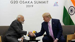 انتقادها در هند به پیشنهاد ترامپ برای میانجیگری در بحران کشمیر