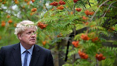 Boris Johnson has unified climate change activists against him