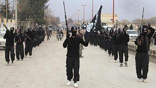 IŞİD militanları / Suriye