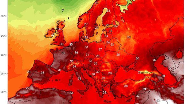 Preparatevi per la seconda ondata di calore: ecco cosa ci aspetta