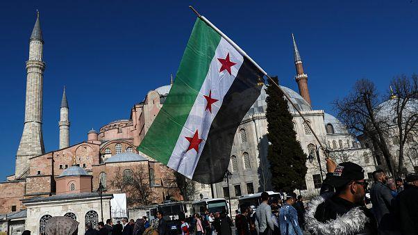 İstanbul'da yaşayan Suriyelilerden valilik kararına karşı grev çağrısı