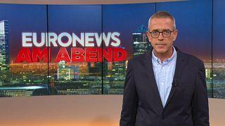 Euronews am Abend vom 23.07.2019