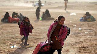 IŞİD üyelerinin çocukları