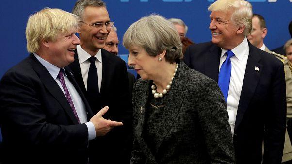 Trump gratulált Boris Johnsonnak megválasztásához