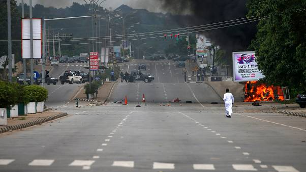 تظاهرات شیعیان نیجریه برای دومین روز پیاپی به خشونت کشیده شد
