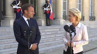 The Brief: Von der Leyen begins talks with Macron in Paris