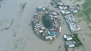 Las lluvias del monzón provocan más de 300 muertos en India, Nepal y Blangladesh