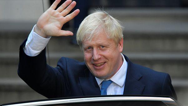 İngiltere, Muhafazakar Parti Genel Başkanı Boris Johnson