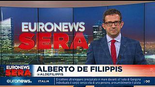 Euronews Sera - Tg Europeo, edizione del 23 luglio 2019
