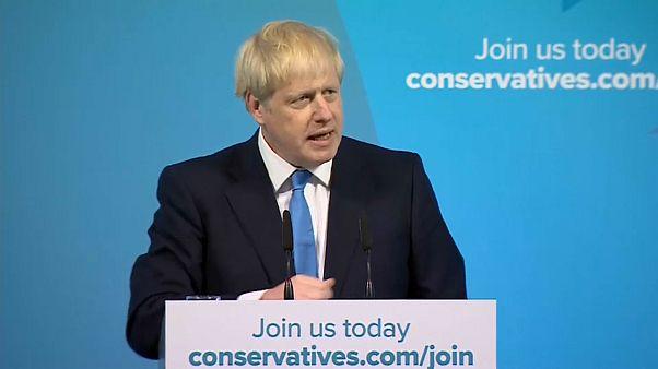 Boris Johnson indigitado primeiro-ministro hoje