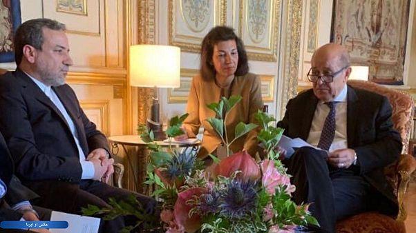 عراقچی در فرانسه؛ پاسخ پاریس به پیام روحانی چه بود؟