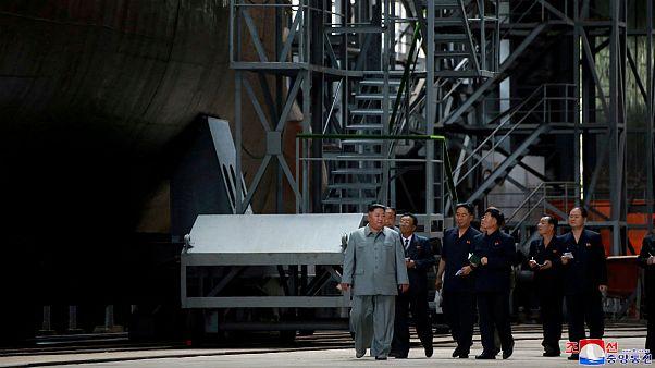 رونمایی از زیردریایی هستهای کرهشمالی؛ آمادگی برای جنگ اتمی یا توازن قوا با آمریکا؟