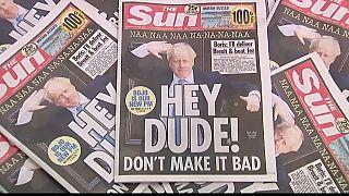 Pressestimmen in Großbritannien zur Wahl Boris Johnsons