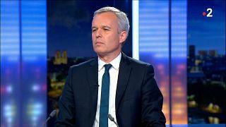 François de Rugy s'estime blanchi par les enquêtes du gouvernement et de l'Assemblée