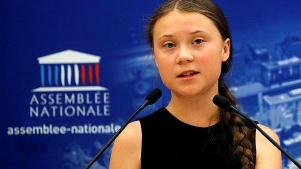 """Fransız aşırı sağcı vekilden Greta Thumberg'e: """"İyi bir dayağı hak etti"""""""
